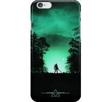 Link to the world - Zelda iPhone Case/Skin