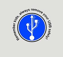 Remove USB Unisex T-Shirt
