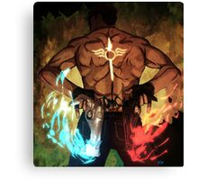 DmC - Tramp Stamp Canvas Print