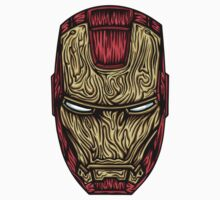 Iron Man Mask  by Danonymous84