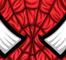Spiderman Mask Sticker