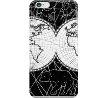 Map The Stars iPhone Case/Skin