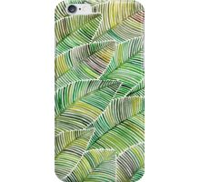 Tropical Green iPhone Case/Skin