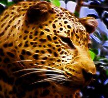 Fractalius Leopard by shutterbug2010