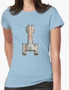Federation Cruiser Womens Fitted T-Shirt
