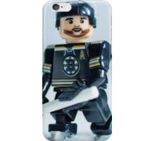 Patrice Bergeron (The Boston Bruins) iPhone Case/Skin