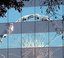 Wheel Reflections by Stephen Horton