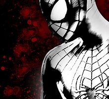 Spider-Man : Black & White  by ReeceSpeight11
