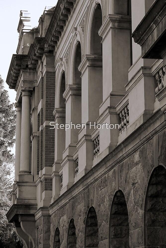 Supreme Court Architecture by Stephen Horton
