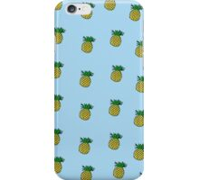 Retro Pineapple iPhone Case/Skin