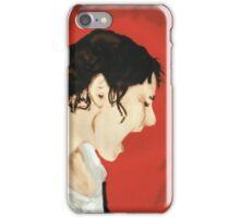 Screaming Self Portrait iPhone Case/Skin