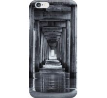 TO INFINITY MONOCHROME iPhone Case/Skin