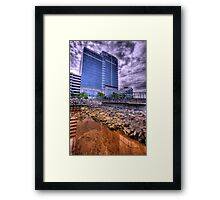 Urban Effect Framed Print