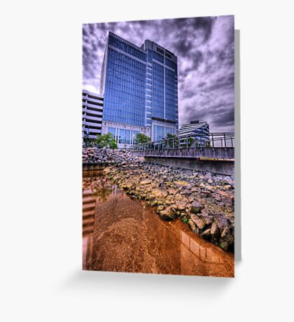 Urban Effect Greeting Card