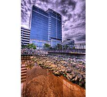 Urban Effect Photographic Print