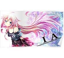 Vocaloid IA Poster