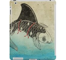 Koi Shark Fin iPad Case/Skin
