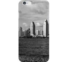 SKYLINE MONOCHROME iPhone Case/Skin