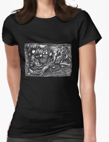 Grendel Mother Dream Womens Fitted T-Shirt