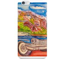 The Good Red Road iPhone Case/Skin