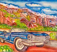 The Good Red Road by UrbanShamin