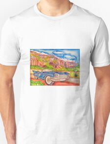The Good Red Road Unisex T-Shirt