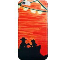 First Love in Venice  iPhone Case/Skin