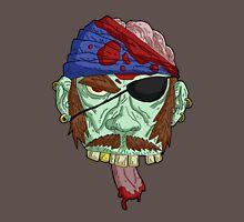 zombie pirate... Unisex T-Shirt