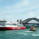 Sydney's not the only good place to visit of course by BronReid