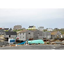 Salt Sea Air in Nova Scotia Photographic Print