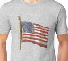 Stars & Stripes Unisex T-Shirt