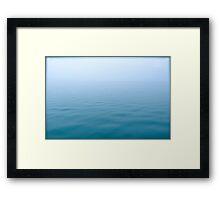 Tranquilo Framed Print