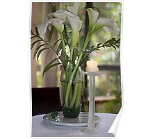 Arum Lilly's Poster