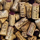 Wine Corks 2 by Werner Padarin