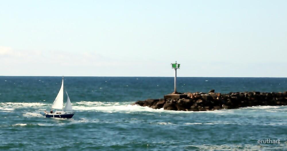 Sailboat 1161 by eruthart