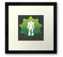 Game Trio - Fallout Framed Print