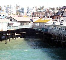 Redondo Beach Pier 1174 by eruthart