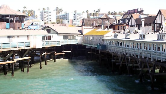 Redondo Beach Pier 1174 by eruthart