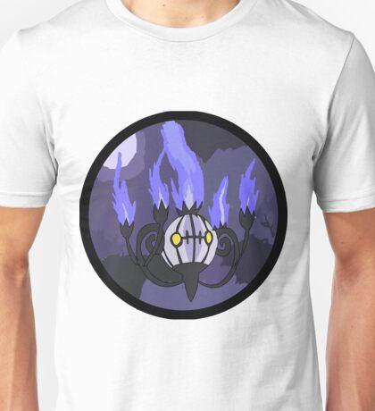 Wandering Chandelure Unisex T-Shirt