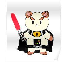 PuppyCat Vader Poster
