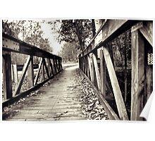 Foot Bridge II Poster