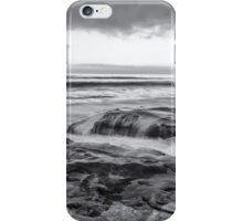 SEASCAPE B & W iPhone Case/Skin