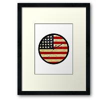 America: An Obsession Framed Print