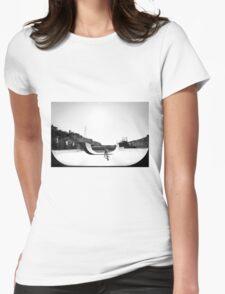 Karori Half Pipe Womens Fitted T-Shirt