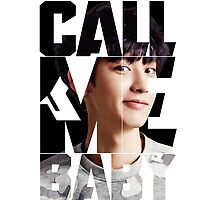 EXO Chanyeol 'Call Me Baby' by ikpopstore