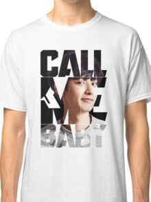 EXO Chanyeol 'Call Me Baby' Classic T-Shirt