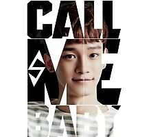 EXO Chen 'Call Me Baby' by ikpopstore