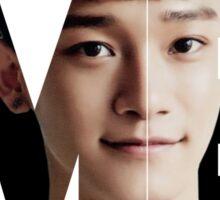 EXO Chen 'Call Me Baby' Sticker