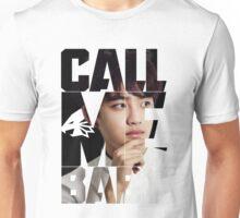 EXO D.O. 'Call Me Baby' Unisex T-Shirt