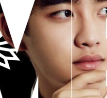 EXO D.O. 'Call Me Baby' Sticker